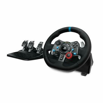 NEW Logitech G29 Driving Force Racing Wheel & Pedals (PS4 / PS3 / PC) BNIB