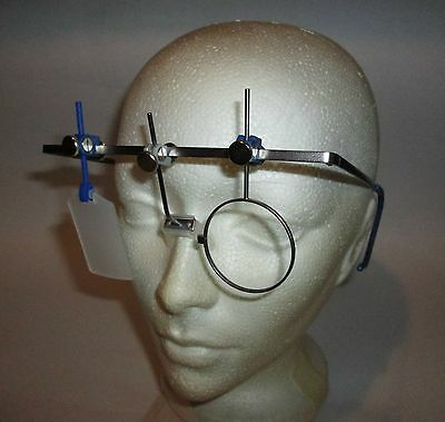 Left Basic Varga 2000 37mm Pistol Shooting Glasses Frame