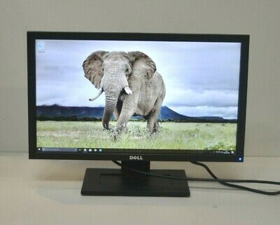 "Dell 23"" E2311Hf Tft Lcd Widescreen Full Hd Monitor Dvi Vga Grade A"