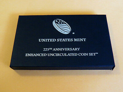 2017-S 225Th Anniversary Enhanced Uncirculated Set