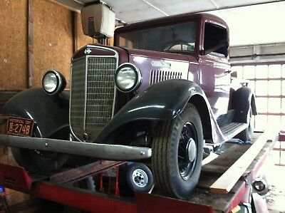 1935 International Harvester Other  1935 INTERNATIONAL PICK UP