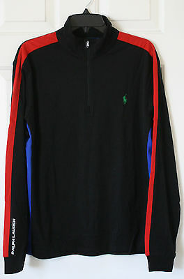 Polo Sport Ralph Lauren Performance 1//2 Zip Pullover Track Jacket 115 Thermovent
