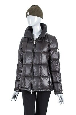 MONCLER VINTAGE VERY Rare Womens Hooded Down Puffer Jacket