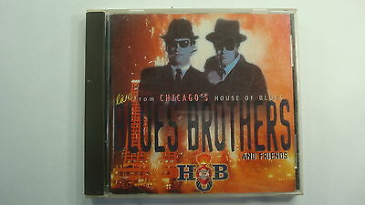The Blues Brothers & Friends: Live from House of Blues CD