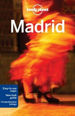 Lonely Planet Madrid (Travel Guide) (Paperback)