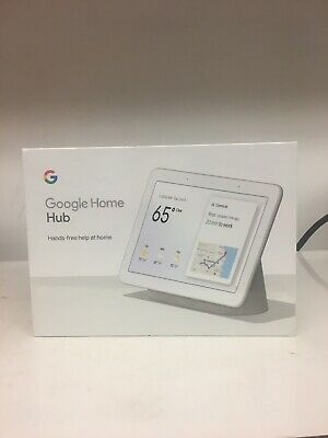 New Google HOME HUB GA00516-US with Google Assistant