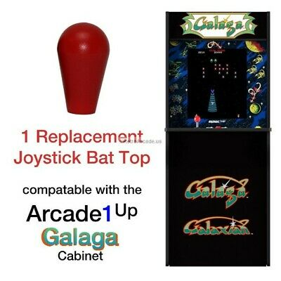 Arcade1up Galaga, Rampage, Street Fighter, Jamma, 1 Joystick Bat Top Handles