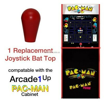 Arcade1up Jamma, Mame, Galaga, Rampage, Street Fighter, Joystick Bat Top Handles