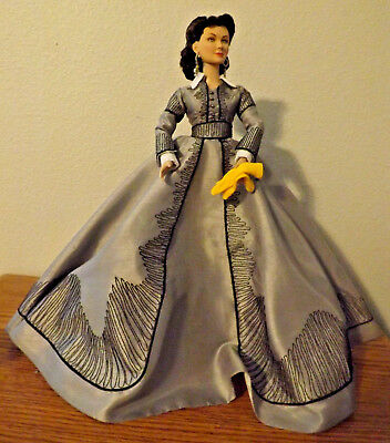 "SCARLETT O'HARA ""SHANTY TOWN "" GONE WITH THE WIND "" 16""TONNER DOLL + Earrings"