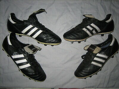 6069e0d98129 adidas COPA MUNDIAL FG & MIX SOLEPLATE football boots 2 PAIRS ONE PRICE UK 9