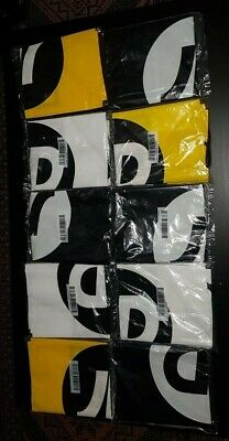 Discounted Price- 10 X Jd Sports -Drawstring Bags - Ideal For Travelling/Gym-New