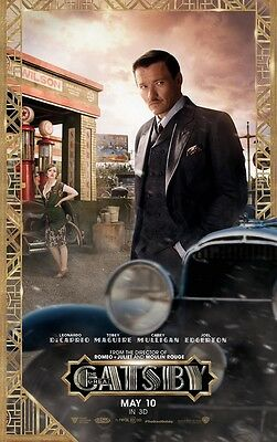 The Great Gatsby  movie poster - Joel Edgerton poster - 11 x 17 inches (style f)