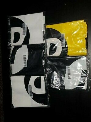 Discounted Price- 5 X Jd Sports -Drawstring Bags - Ideal For Travelling/Gym-New