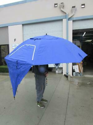 Sport-Brella Portable All-Weather and Sun Umbrella. 8-Foot Canopy & PORTABLE SUN AND Weather umbrella Shelter Sport or Beach Canopy Tent ...