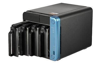 4 Bay NAS QNAP TS-453BE-2G Diskless Quad 1.6GHz 0TB 2GB USB HDMI Network Storage
