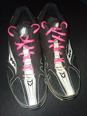 Details about Saucony Women's Kilkenny Xc4 Running Shoes BlackPink Size 8M.