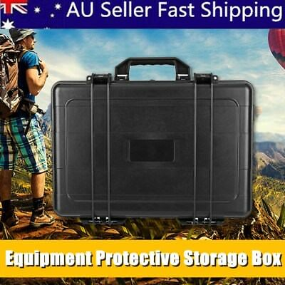 Waterproof Hard Shell Carry Case Bag Plastic Equipment Protective Storage Box