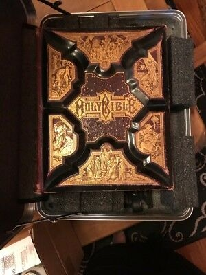 Antique Bible from the Late 1800's, Elegant Piece of History (Verbally Appraised