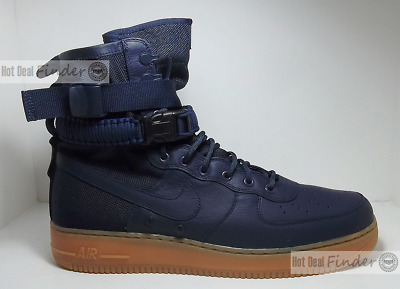 5eb6c0b236164 NEW 2017 NIKE Special Field Air Force Light Bone Sail SF AF1 Women ...