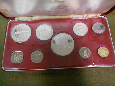 #Kk.   1974 Bahamas  Proof Coin Set
