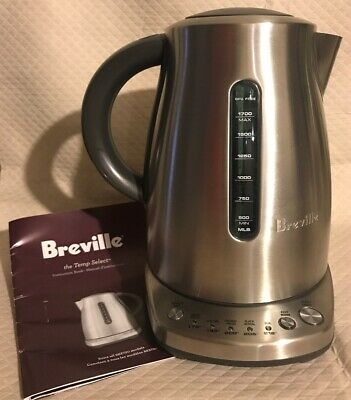 Breville Variable Temperature Luxe