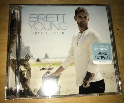 Brett Young * Ticket To L.a. (Cd,2018) New
