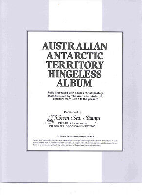 Aat Complete Collection All Stamps Mnh (1957-2018) In A Seven Seas Antarctic