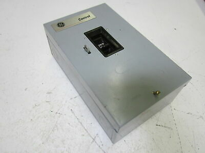 General Electric Cr1062518 Starter 55-201262P013 Enclosure *Used*
