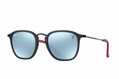 Rayban rb2448nm f602/30 Scuderia Ferrari Collection Occhiali ray ban nero blu