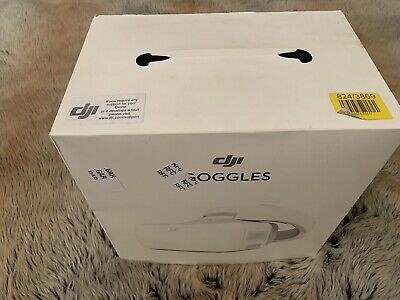 DJI Goggles Perfect Condition, Used Once