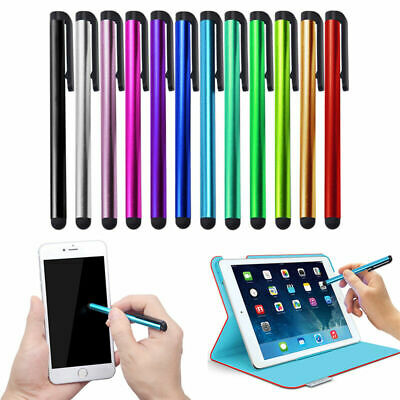 10x Universal Capacitive Touch Screen Stylus Pen For All Mobile Phone Tab Tablet