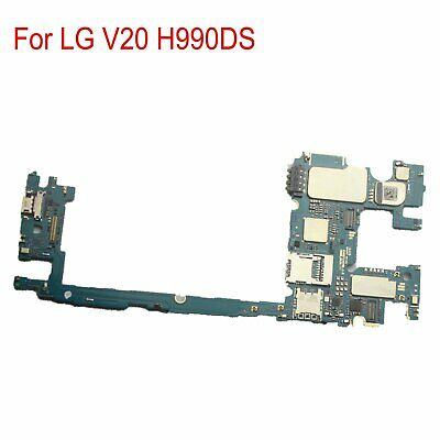 Unlocked Main Motherboard Function Replacement Parts for LG V20 H990DS Dual Card