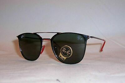 Rayban F02031  Scuderia Ferrari Collection Occhiali ray ban nero