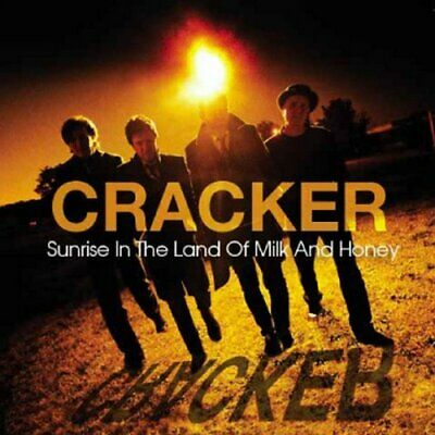 Cracker - Sunrise In The Land Of Milk And Honey (2009)  CD  NEW  SPEEDYPOST