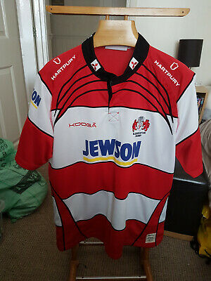 Gloucester  Rugby Union   Shirt  Size 3Xl