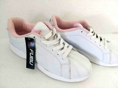 43860f4a7c FUBU WOMENS SHOES Athletic Leather Size 10 New 200110W VINTAGE ...