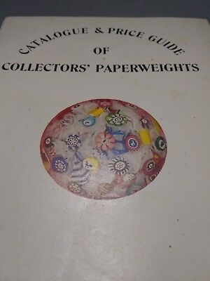 Vintage Catalogue & Price Guide of Collectors PAPERWEIGHTS L.H. SELMAN