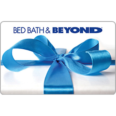Bed Bath & Beyond Gift Card $20 Value, Only $19.50! Free Shipping!