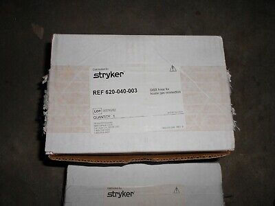 STRYKER 620-040-003 DISS Hose For House Gas Connection
