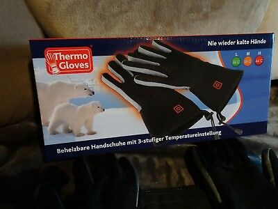 Gants chauffants THERMO GLOVES Taille XS-S
