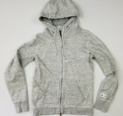 5a2673e86abe Reigning Champ x Adidas Athletics Fleece Hoodie Sweater Heather Grey Sz S  BS0603