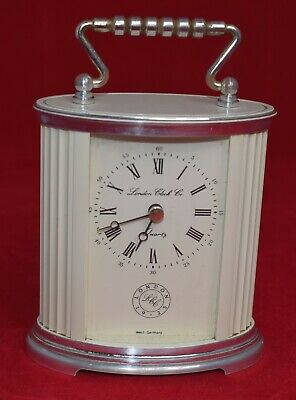 Vintage London clock co quarty Made in west Germany