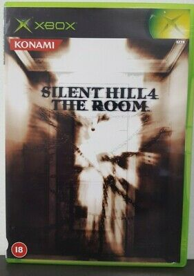 Silent Hill 4: The Room - Xbox Game