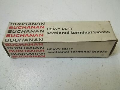 Lot Of 10 Buchanan 0222 *New In Box*
