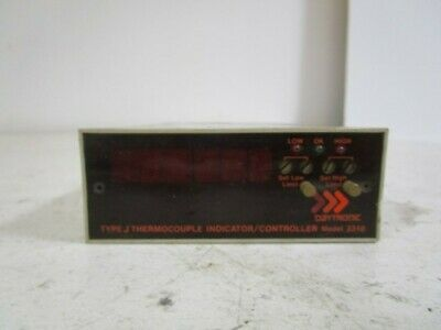 Daytronic Thermocouple Indicator/Controller 3310 (As Pictured) * Used *