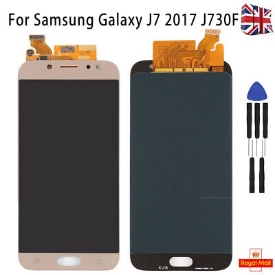 Gold LCD Display Touch Screen For Samsung Galaxy J7 Pro 2017 J730G J730F/DS