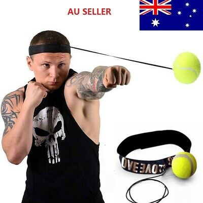 Fight Boxing Ball Equipment With Head Band For Reflex Speed Training Boxing CLO
