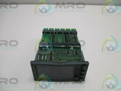 Eurotherm 2408I/Al/Gn/Vh/Rr/Rr/D5 Temperature Controller (As Pictured) * Used *