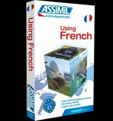 Assimil French Using French Book 9782700501094 | Brand New | Free UKShipping