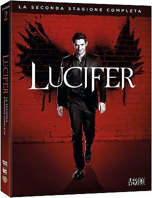 Lucifer 2 Seconda Stagione Completa (3 Dvd) Serie Tv Fox Italia